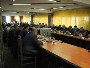 Aleşii locali suceveni au renunţat la haina politică, votând strict în interesul cetăţenilor și al oraşului, în privinţa amenajării unui nou LIDL, în Zamca