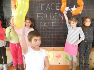 Activităţi dedicate educației globale, la Școala Gimnazială Nr. 8