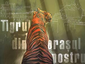 """""""Tigrul din oraşul nostru"""", pe scena Teatrului Municipal """"Matei Vişniec"""""""