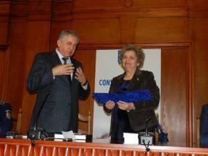 Doina Cernica a fost inclusă în Cartea de Onoare a Valorilor Bucovinene