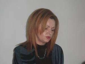 Mirela Adomnicăi, directorul executiv al Agenţiei Judeţene de Ocupare a Forţei de Muncă Suceava