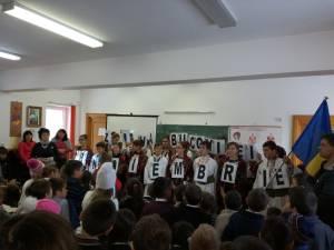 Ziua Bucovinei, marcată la Școala Gimnazială Stulpicani