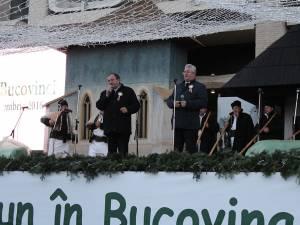 Gheorghe Flutur și Ion Lungu au explicat importanța marcării Zilei Bucovinei, devenită recent sărbătoare naţională