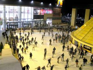 Patinoarul Ice Dream, de la Iulius Mall, se deschide miercuri