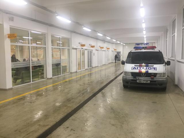 Scandal la Urgenţele Spitalului Judeţean, între două grupuri de romi