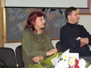 """Evenimentul lansării cărții cu titlul """"Mălina"""", de Grațiela Țurțu"""