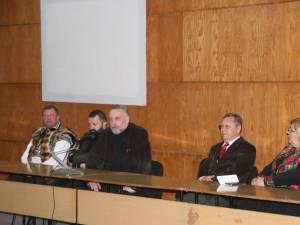 Marian Munteanu, primit cu pâine şi sare şi cu steaguri tricolore la Suceava