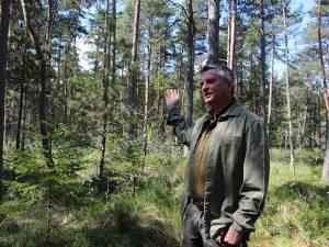 Dinu Popescu era şeful Ocolului Silvic Dorna Candrenilor