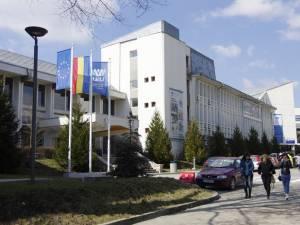 """Universitatea """"Ștefan cel Mare"""" Suceava. Foto: Gabriel Dănilă"""