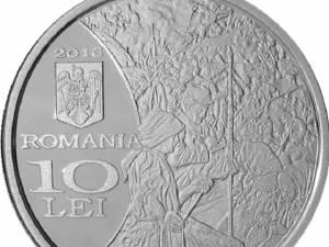 Emisiune numismatică dedicată împlinirii a 150 de ani de la naşterea lui George Coşbuc