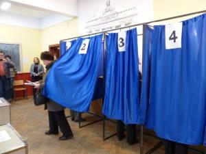 Rezultatele finale pentru judeţul Suceava la alegerile parlamentare
