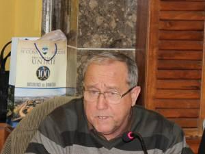 Eugen Girigan la ultima ședință de Consiliu Local la care a mai participat, la finalul căreia și-a anunțat demisia