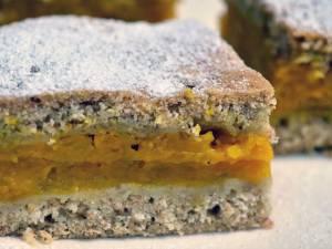 Prăjitură cu portocale (de post). Foto: facebook.com/bunatatileleneimaria