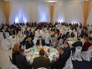 """Circa 450 de oaspeţi sunt aşteptaţi astăzi la Gala """"Top 10 Suceveni"""", ediţia a V-a, eveniment care va începe la ora 18:30, la Conacul Domnesc din Şcheia"""