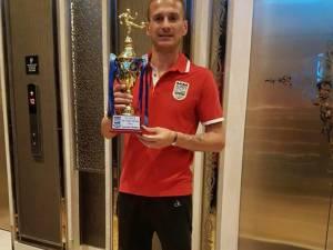 Lucian Goian a fost recompensat de fanii echipei din India