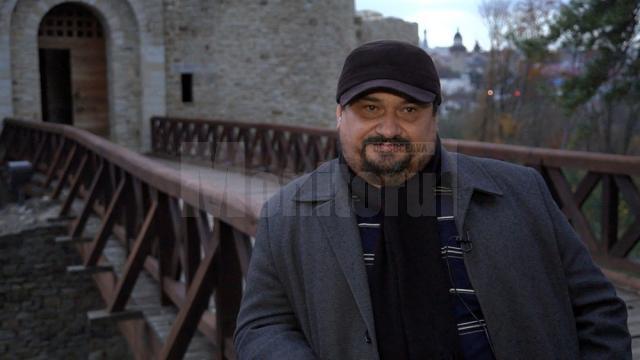 Emil Ursu, părintele Festivalului Medieval de la Suceava
