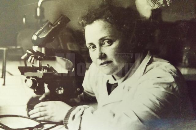 Sylvia la Cantacuzino