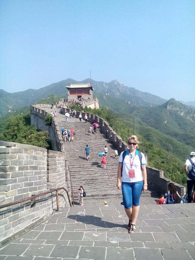 La Marele Zid Chinezesc