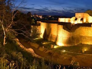 Cetatea de Scaun a Sucevei. Foto: orasulsuceava.ro