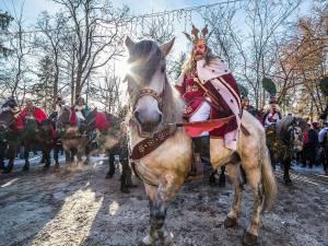 Tradiţii – Ștefan cel Mare. Foto: Cătălin Urdoi