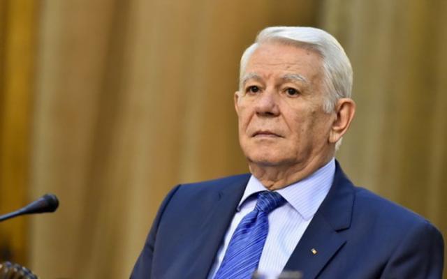 Ministerul Afacerilor Externe - Teodor Meleşcanu (ALDE) . Foto: STIRILEPROTV.RO