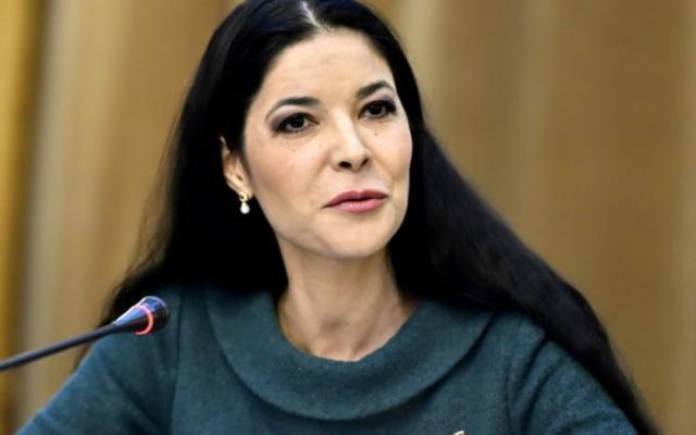 Ministru delegat pentru Afaceri Europene - Ana Birchall. Foto: STIRILEPROTV.RO