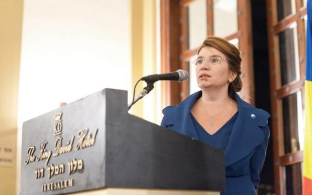 Ministerul Românilor de Pretutindeni - Andreea Păstârnac. Foto: STIRILEPROTV.RO