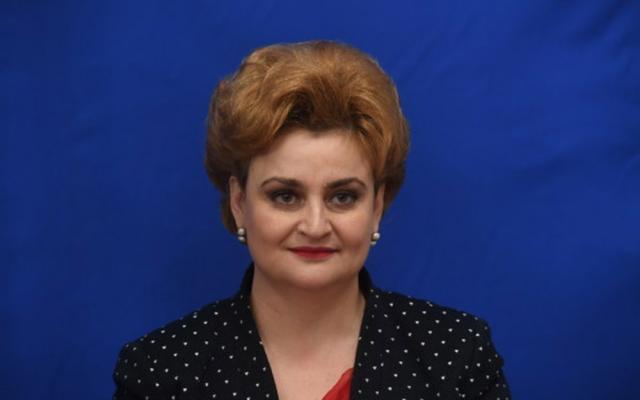 Ministrul Delegat pentru Relaţia cu Parlamentul - Graţiela Gavrilescu (ALDE) . Foto: STIRILEPROTV.RO