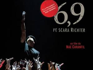 """""""6,9 pe scara Richter"""", la Suceava, la doar câteva zile de la lansare"""