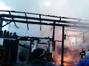 Peste 30 de incendii au izbucnit în judeţul Suceava în interval de 48 de ore