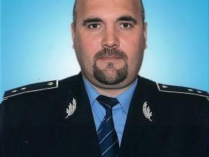 Comisarul Levente Burcă a preluat Poliţia Transporturi Suceava