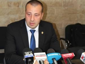 Viceprimarul PNL al Sucevei, Lucian Harşovschi