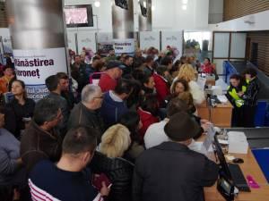 Cursa Suceava-Milano are întârziere aproape şase ore