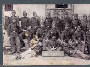 """""""Din istoria regimentului 41 Infanterie"""""""