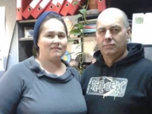 Familia Rodica şi Petru Cotoară din Milişăuţi face parte din cele 13 familii de asistenţi maternali profesionişti