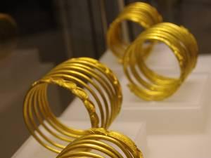 """Expoziția """"Aurul și argintul antic al României"""" poate fi vizitată până pe 16 februarie"""