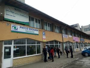 Clădirea în care au fost alocate spaţii pentru sediile de partide politice aparţine Primăriei Suceava