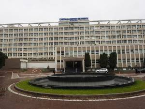 """Spitalul de Urgenţă """"Sfântul Ioan cel Nou"""" din Suceava"""