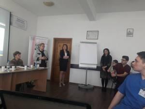 """Școala Postliceală Sanitară Centrul de Studii """"Ștefan cel Mare și Sfânt"""" Suceava a organizat un seminar referitor la relația pacientului cu personalul medical"""