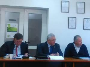 Primarul Ion Lungu la discuțiile de la ADR NE, cu primarii municipiilor reşedinţă de judeţ