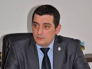 Subprefectul Ionuţ Radu Creţuleac