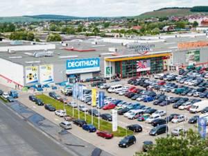 Shopping City  - prima galerie comercială modernă din Suceava