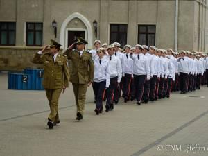 La Colegiul Militar de la Câmpulung Moldovenesc cifra de şcolarizare cuprinde 120 de locuri