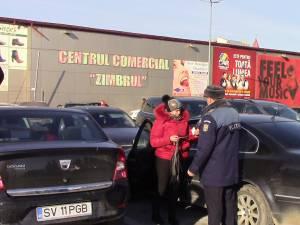 Poliţiştii le-au solicitat sucevenilor să nu încurajeze cerşetoria