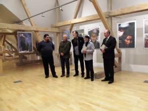 Vernisajul expoziţiei retrospective a artistului fotograf Ştefan Tóth