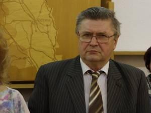 Vasile Latiș, comisar-șef adjunct CJPC Suceava