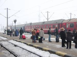 Studenţii nu mai au liber la călătoriile cu trenul pe orice rută doresc