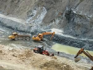 Vast Resources a obținut producţii record de cupru și zinc din mina de la Mănăila. Foto: www.vastresourcesplc.com
