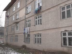 Clădirea va fi predată Universităţii Suceava
