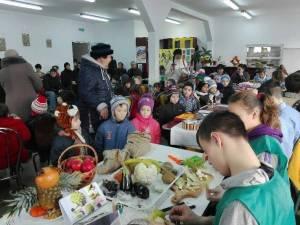 """Ziua porţilor deschise, la Centrul Școlar de Educaţie Incluzivă """"Sf. Andrei"""" Gura Humorului"""